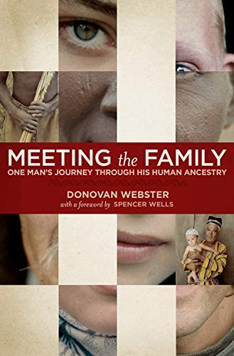 Meeting the Family: One Man's Journey Through: Webster, Donovan