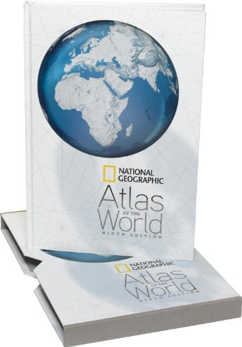 9781426206344: National Geographic Atlas of the World, Ninth Edition