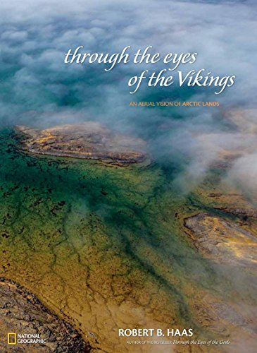 9781426206382: Through the Eyes of the Vikings: An Aerial Vision of Arctic Lands [Idioma Inglés]