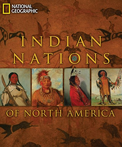9781426206641: Indian Nations of North America