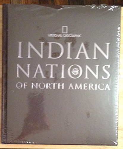 9781426206658: Indian Nations of North America