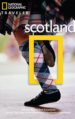 9781426206719: National Geographic Traveler: Scotland