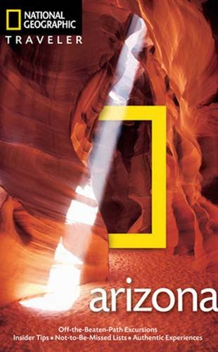 9781426207136: National Geographic Traveler: Arizona, 4th edition