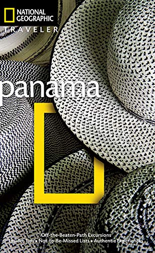 9781426207150: National Geographic Traveler: Panama, 2nd edition