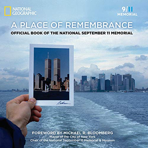 9781426208072: A Place of Remembrance: Official Book of the National September 11 Memorial [Lingua Inglese]