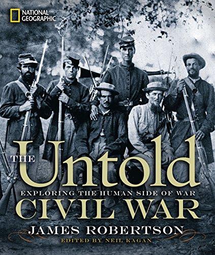9781426208126: The Untold Civil War: Exploring the Human Side of War