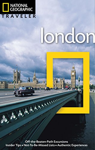 9781426208218: National Geographic Traveler: London, 3rd Edition