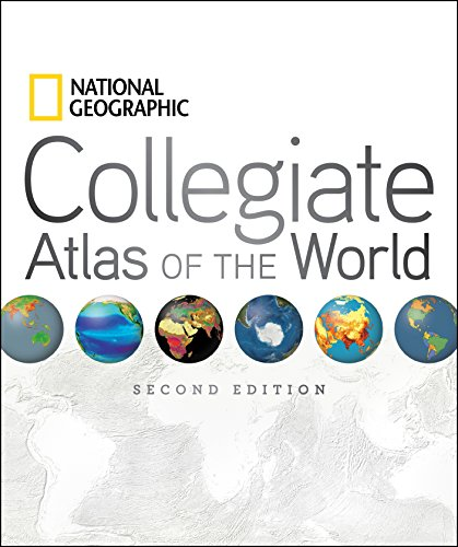 9781426208393: National Geographic Collegiate Atlas of the World, 2nd Edition