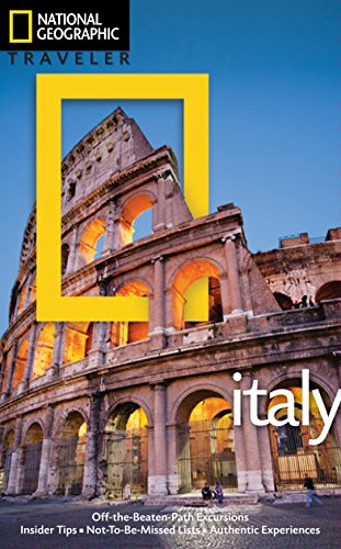 9781426208614: National Geographic Traveler: Italy, 4th Ed.