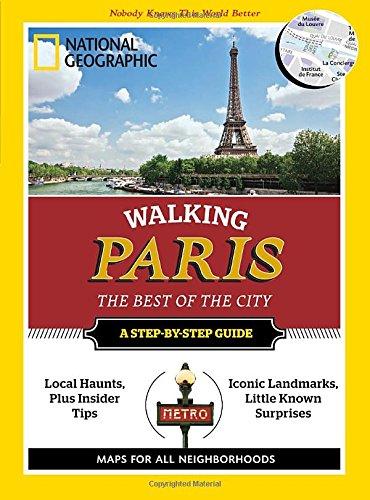 9781426208713: Walking Paris (Cities of a Lifetime)