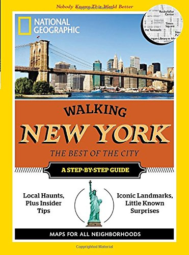 9781426208737: Walking New York (Cities of a Lifetime)