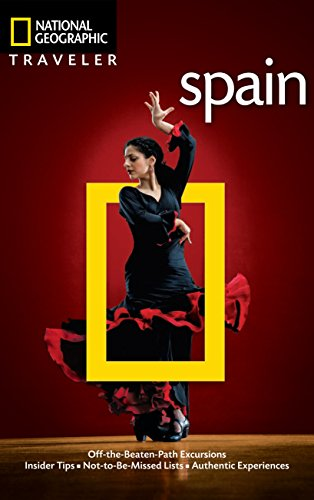 9781426209550: National Geographic Traveler: Spain, Fourth Edition