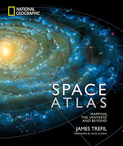 9781426209710: Space Atlas: Mapping the Universe and Beyond