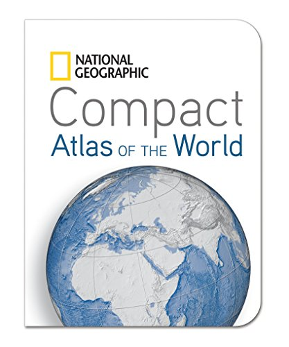 9781426209956: National Geographic Compact Atlas of the World (World Atlas)