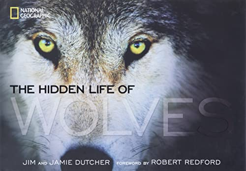 9781426210129: The Hidden Life of Wolves