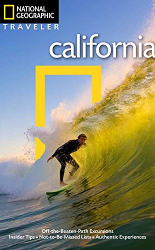 9781426210211: National Geographic Traveler: California, 4th Edition (National Geographic Traveller) [Idioma Inglés]