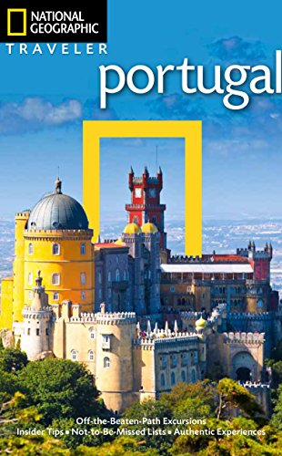9781426210242: National Geographic Traveler: Portugal, 2nd Edition