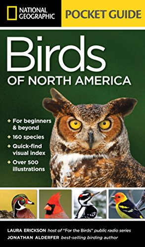 9781426210440: National Geographic Pocket Guide to the Birds of North America