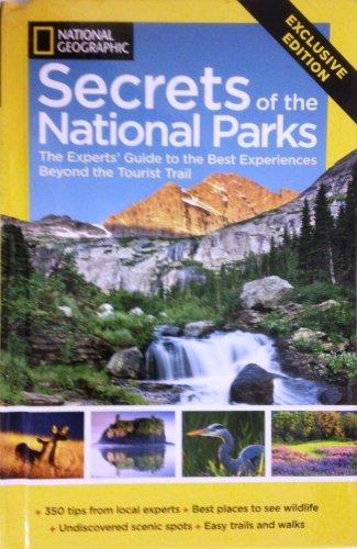 9781426211072: Secrets of the National Parks