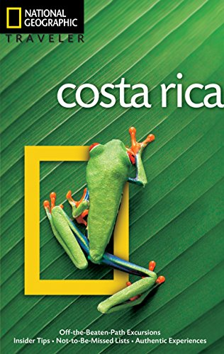 9781426211638: National Geographic Traveler: Costa Rica, 4th Edition