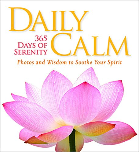 9781426211690: Daily Calm: 365 Days of Serenity