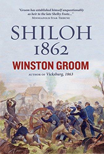 Shiloh, 1862: Groom, Winston
