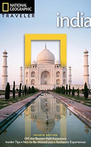 9781426211836: National Geographic Traveler: India, 4th Edition