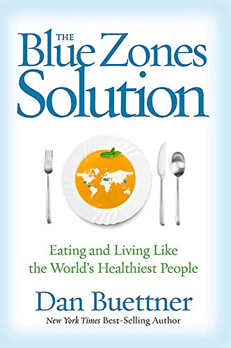 9781426211928: The Blue Zones Solution: Eating and Living Like the World's Healthiest People