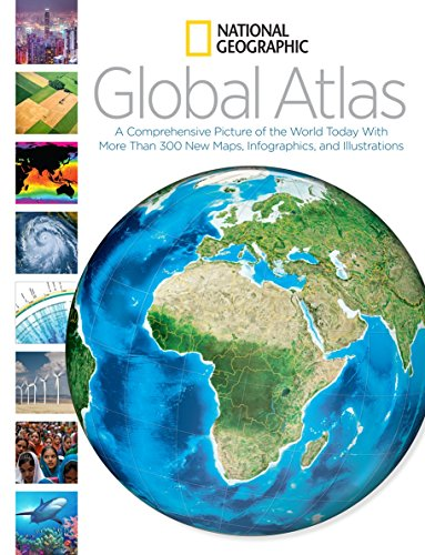 9781426212017: National Geographic Global Atlas: A Comprehensive Picture of the World Today