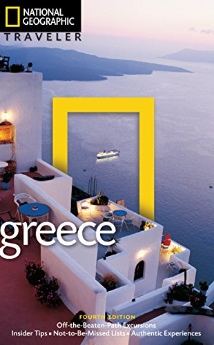 9781426212499: National Geographic Traveler: Greece, 4th Edition