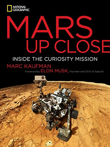 9781426212789: Mars Up Close: Inside the Curiosity Mission