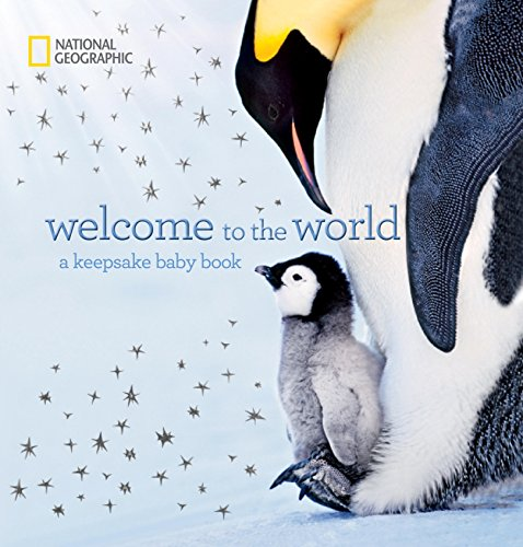 9781426213144: Welcome to the World: A Keepsake Baby Book