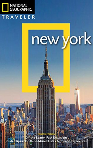 9781426213601: National Geographic Traveler: New York, 4th Edition