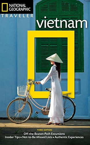 9781426213632: National Geographic Traveler: Vietnam, 3rd Edition