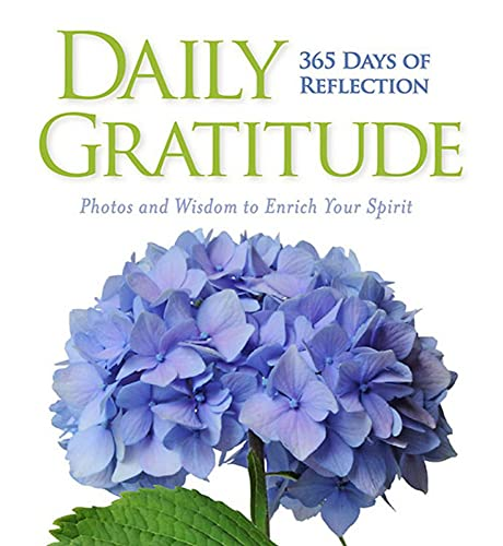 9781426213793: Daily Gratitude: 365 Days of Reflection