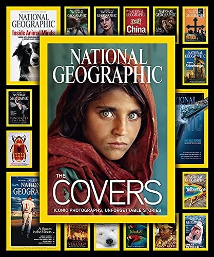 The Covers - National Geographic: Mark Jenkins