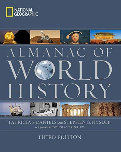 Download National Geographic Almanac of World History
