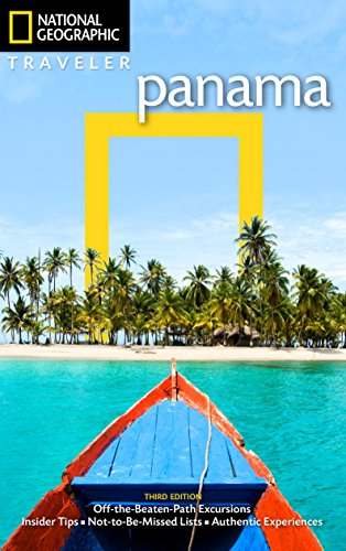 9781426214011: National Geographic Traveler: Panama, 3rd Edition