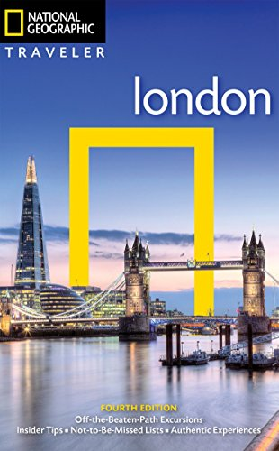 9781426214028: National Geographic Traveler: London, 4th Edition