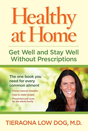 9781426214820: Healthy at Home: Get Well and Stay Well Without Prescriptions