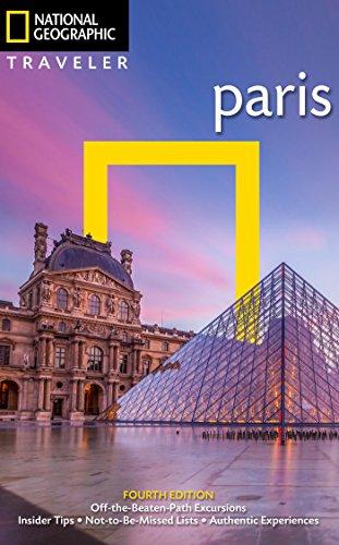 9781426215469: National Geographic Traveler: Paris, 4th Edition