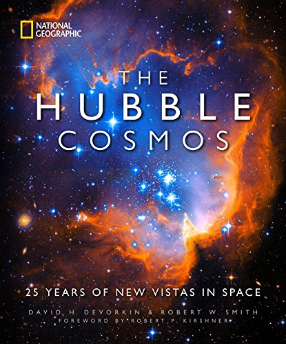 9781426215575: The Hubble Cosmos: 25 Years of New Vistas in Space