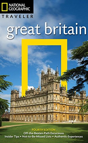 9781426215667: National Geographic Traveler: Great Britain, 4th Edition