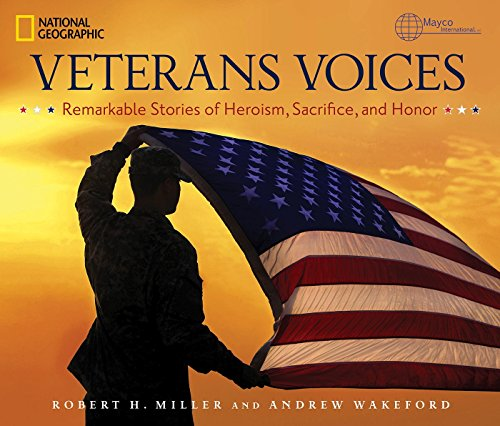 9781426216381: Veterans Voices: Remarkable Stories of Heroism, Sacrifice, and Honor