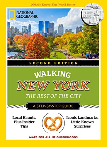 9781426216572: National Geographic Walking New York, 2nd Edition: The Best of the City (National Geographic Pocket Guide)