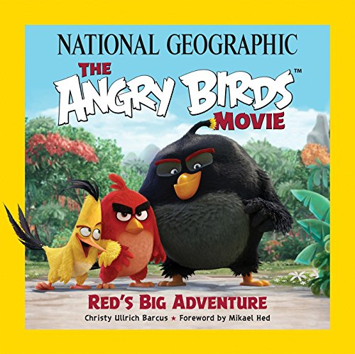 9781426216848: The Angry Birds Movie. Red's Big Adventure