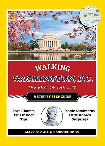 9781426217753: National Geographic Walking Washington, D.C. (National Geographic Walking Guides)
