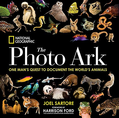 9781426217777: National Geographic The Photo Ark: One Man's Quest to Document the World's Animals