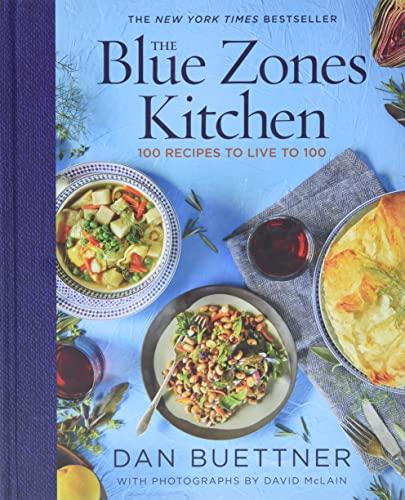 9781426220135: The Blue Zones Kitchen: 100 Recipes to Live to 100