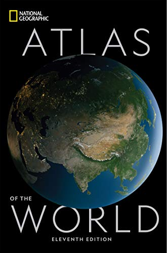 9781426220586: National Geographic Atlas of the World